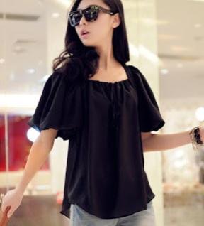 Trend Model Baju Korea Terbaru 2014